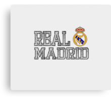 Real Madrid ~ [Update~Duvet Covers] Canvas Print