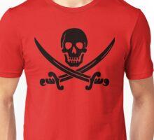 skull death Unisex T-Shirt