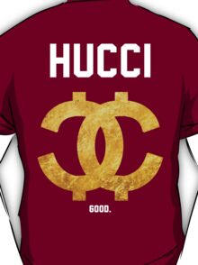 HUCCI GOOD Jersey T-Shirt