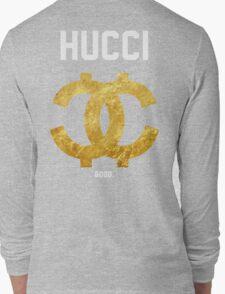 HUCCI GOOD Jersey Long Sleeve T-Shirt