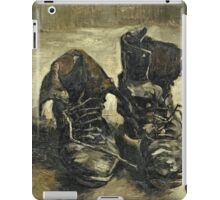 Vincent Van Gogh - Shoes 1887  iPad Case/Skin