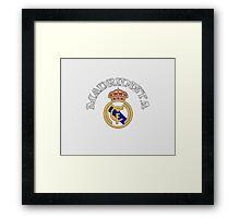 Madridista ~ [Update~Duvet Covers] Framed Print