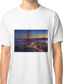 San Francisco collage Classic T-Shirt