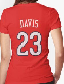 Anthony Davis Womens Fitted T-Shirt