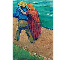 Vincent Van Gogh - A Pair Of Lovers, Arles, 1888 (Soby`s Version) Photographic Print