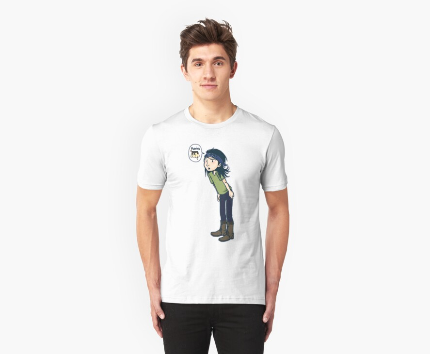 Pudding! T-Shirt by fahrlight