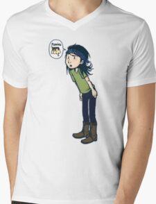 Pudding! T-Shirt Mens V-Neck T-Shirt