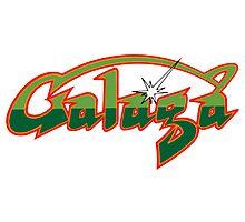 Galaga Photographic Print