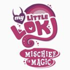 MY LITTLE LOKI - Mischief is magic! by fahrlight
