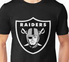 Oakland-Raiders-Logo Unisex T-Shirt