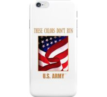 U.S. Army Freedom's Colors iPhone Case/Skin
