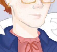 Stranger Things - Barb Sticker