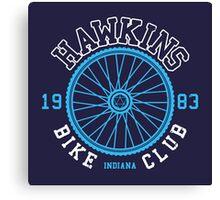 Hawkins Bike Club Canvas Print