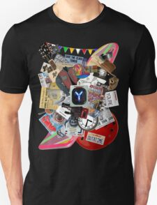 Back to the Future Trilogy MIX T-Shirt