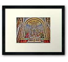 Basilica of the Immaculate Conception, Lourdes - France -  The France Collection Framed Print