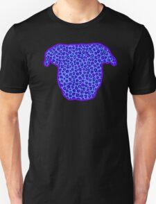 Blue Leopard Pit Bull Unisex T-Shirt