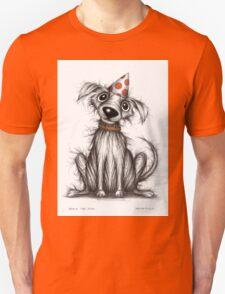 Boris the dog Unisex T-Shirt