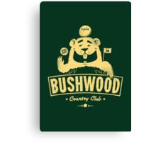 Bushwood (Light) Canvas Print