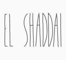 El Shaddai Kids Tee