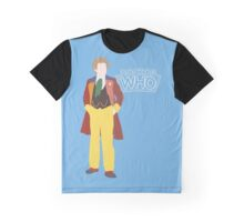 Doctor Who No. 6 Colin Baker - T-shirt Graphic T-Shirt