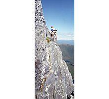 Federation Peak Climb Photographic Print
