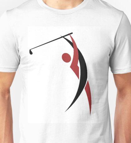 Eat , Sleep, Play  GOLF. Unisex T-Shirt