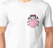 Pocket Elise Unisex T-Shirt