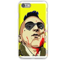 Taxi Driver Watchmen  iPhone Case/Skin