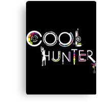COOLHUNTER Canvas Print