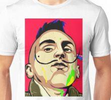 Taxi Driver Salvador Dali  Unisex T-Shirt