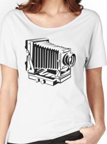 Vintage Camera 1 Women's Relaxed Fit T-Shirt
