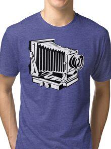 Vintage Camera 1 Tri-blend T-Shirt