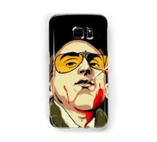 Taxi Driver Fear And Loathing In Las Vegas Samsung Galaxy Case/Skin