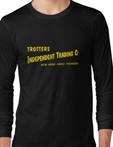 Trotters Indipendent Tradings Funny Only Fool And Horses TV Long Sleeve T-Shirt