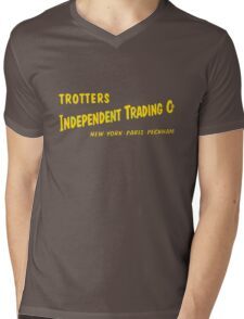 Trotters Indipendent Tradings Funny Only Fool And Horses TV Mens V-Neck T-Shirt