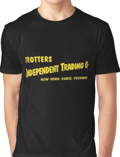 Trotters Indipendent Tradings Funny Only Fool And Horses TV Graphic T-Shirt