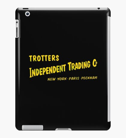 Trotters Indipendent Tradings Funny Only Fool And Horses TV iPad Case/Skin