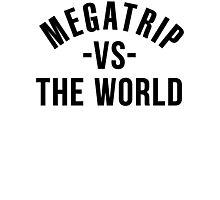 Megatrip vs. the World Photographic Print