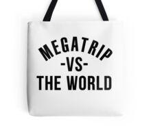 Megatrip vs. the World Tote Bag