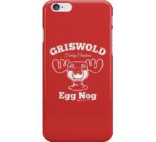 Griswold Christmas Egg Nog iPhone Case/Skin
