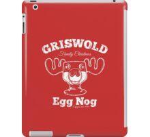 Griswold Christmas Egg Nog iPad Case/Skin