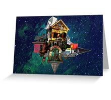 Rubix Manor Greeting Card