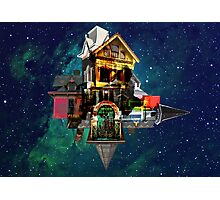 Rubix Manor Photographic Print