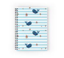 Nautical, Nautical, very Nautical. Spiral Notebook