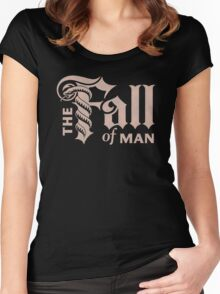 The Fall Of Man Women's Fitted Scoop T-Shirt