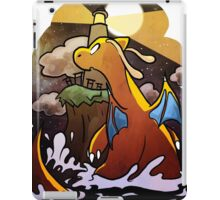 DRAGONITE LIGHTHOUSE  iPad Case/Skin