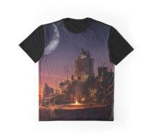 Cosmo Canyon Graphic T-Shirt