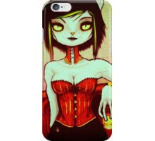 Minousha iPhone Case/Skin