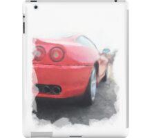 Ferrari 575 iPad Case/Skin