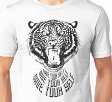 Save Your Self - Tiger Unisex T-Shirt